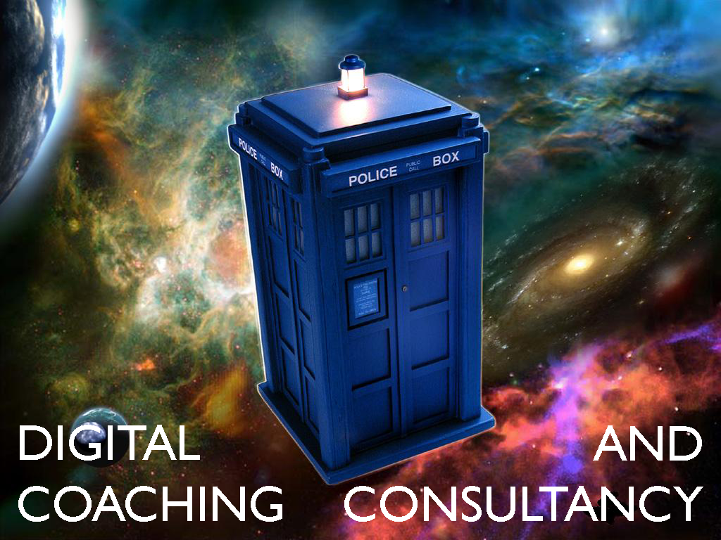 Digital Coaching and Consultancy